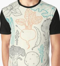 I love vegetables! Graphic T-Shirt