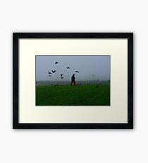 Birdman Framed Print