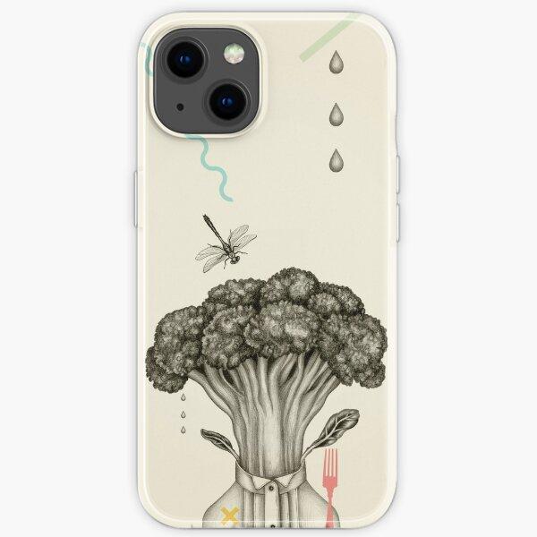 Mr. Broccoli iPhone Soft Case