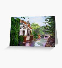 Amersfoort Greeting Card