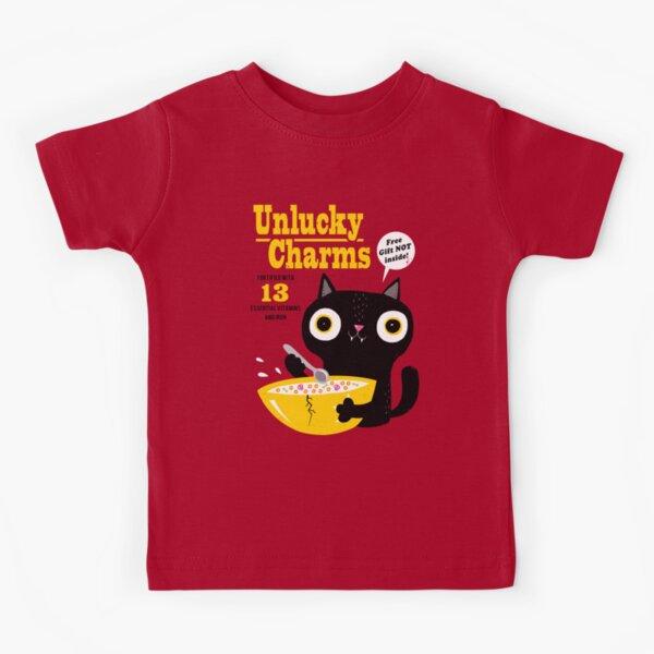 Unlucky Charms Kids T-Shirt