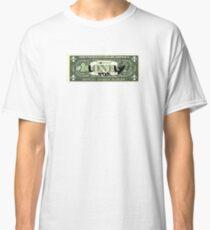 Lonely Star Dollar Bill Classic T-Shirt