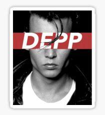 DEPP Sticker