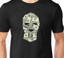 Money Ski-Mask Unisex T-Shirt