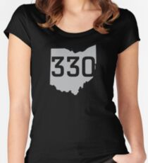 330 Pride Women's Fitted Scoop T-Shirt