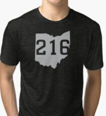 216 Pride Tri-blend T-Shirt