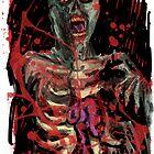 Zombie Brain Eater by Matt Corrigan