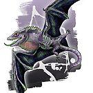 Dragonbat by Extreme-Fantasy