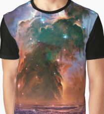 The Cosmic Shore Graphic T-Shirt