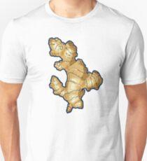 ginger root power Unisex T-Shirt
