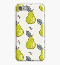 pear world iPhone Case/Skin