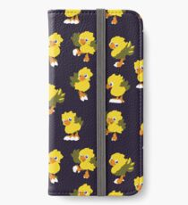 Chocobo iPhone Wallet