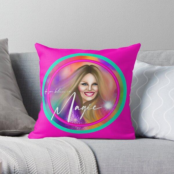 Magicical  Throw Pillow