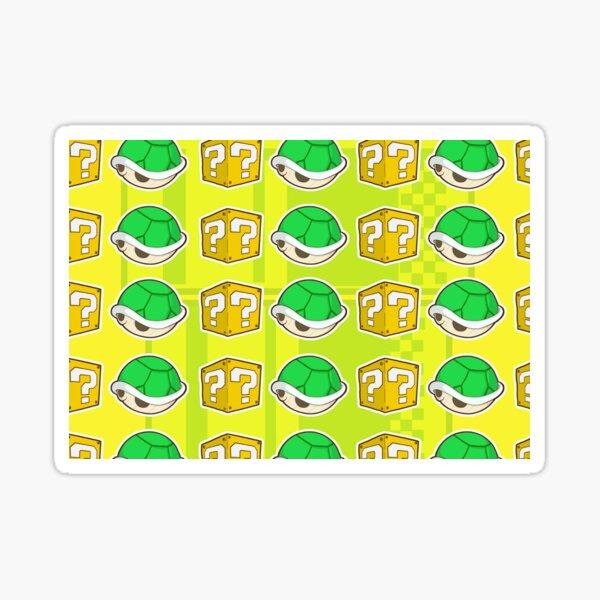 Shells & Questions Sticker
