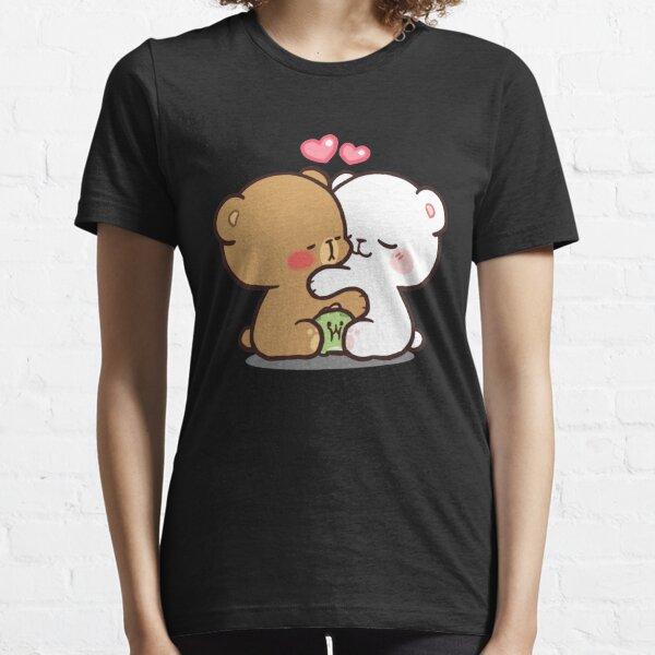 Milch und Mokka trägt klassische T-Shirts Geschenk für Fans, für Männer und Frauen, Geschenk Muttertag, Vatertag Essential T-Shirt