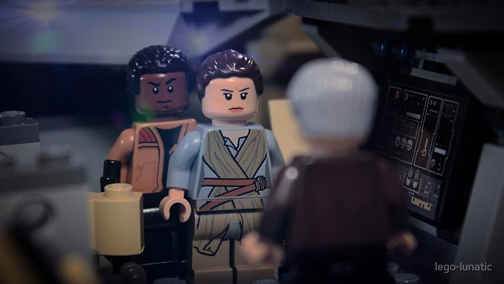 Its True All Of It by lego-lunatic