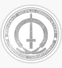 S.W.O.R.D. Sticker
