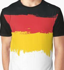 Germany - Paint Splatter Graphic T-Shirt