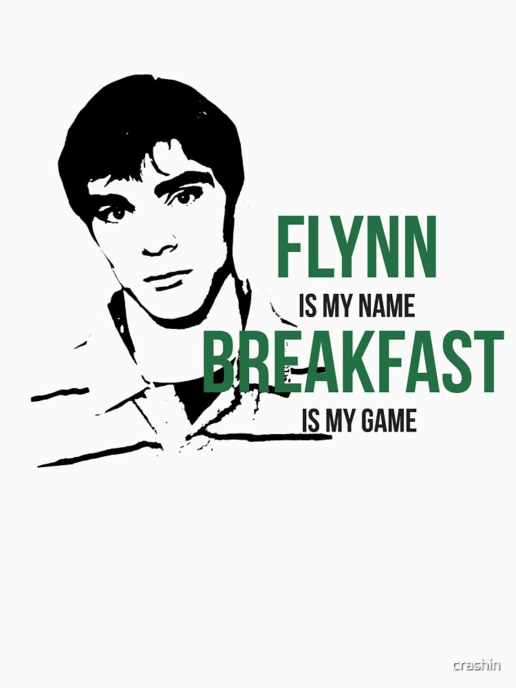 Flynn Loves Breakfast | Unisex T-Shirt
