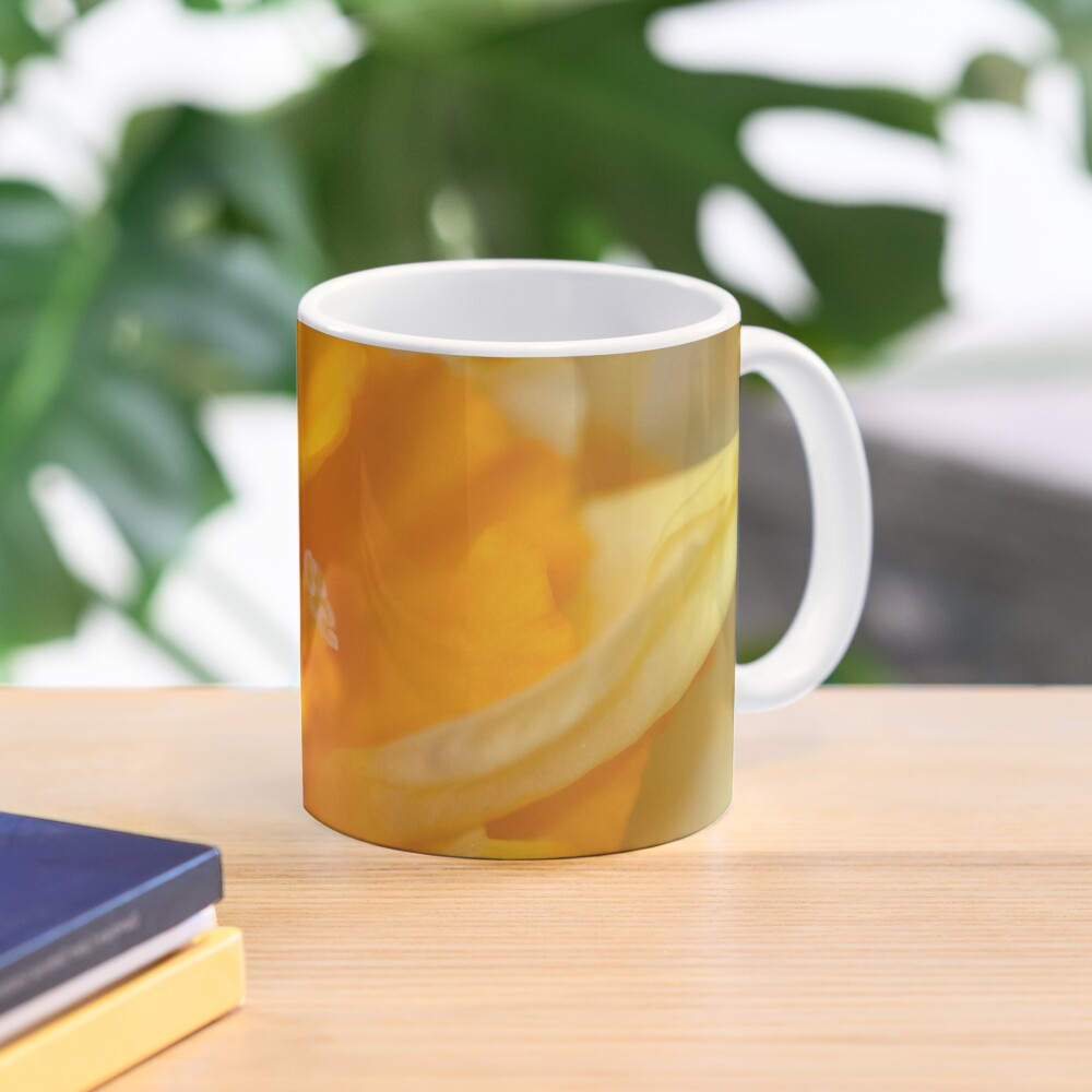 Double Daffodil Mug