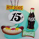 A Hot Dog and a Coke by Scott Mitchell