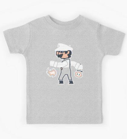 PLUMBER BETWEEN WORLDS Kids Clothes