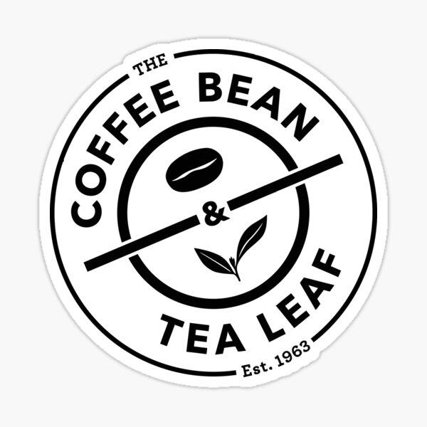 Das Coffee Bean & Tea Leaf Cafe Sticker