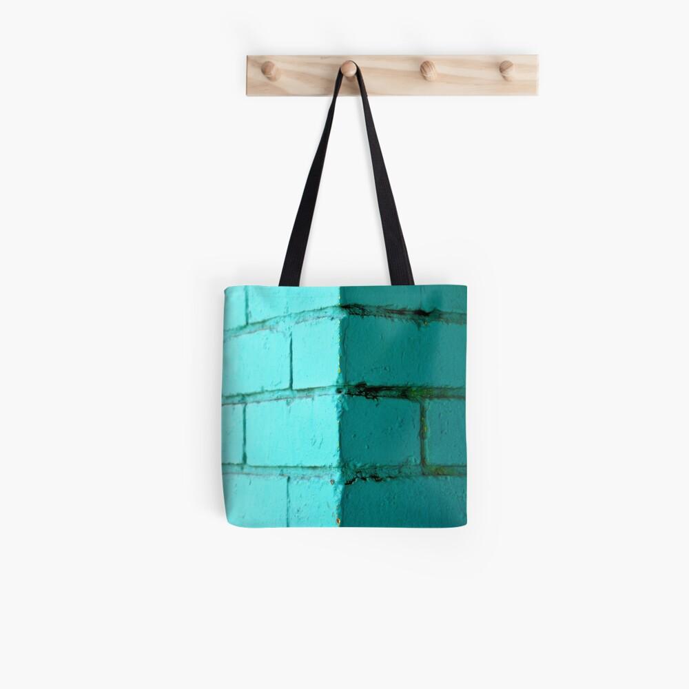 Where Light Meets Shade Tote Bag
