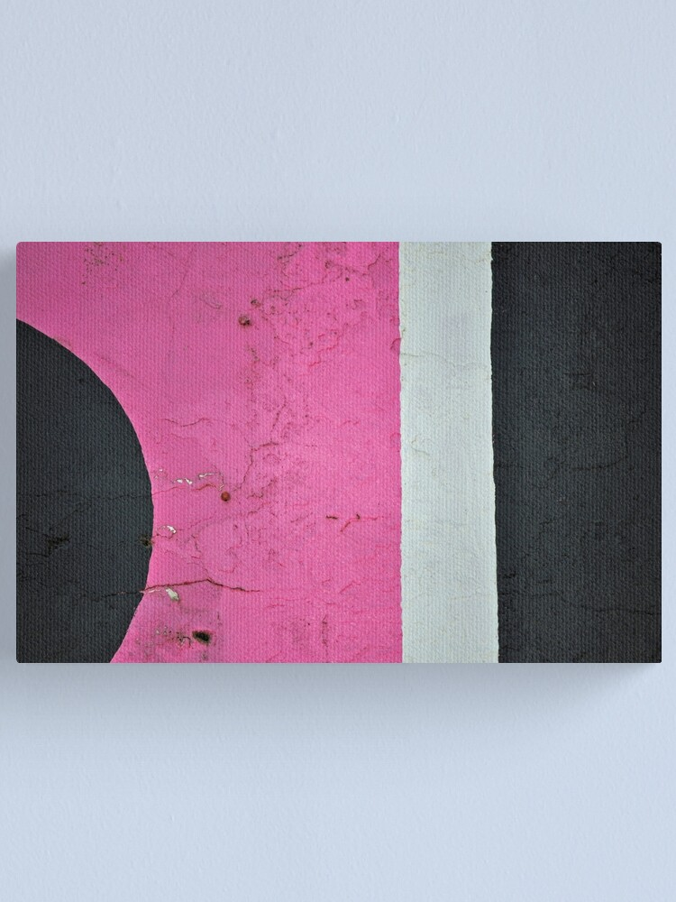 Alternate view of The Space Between Canvas Print