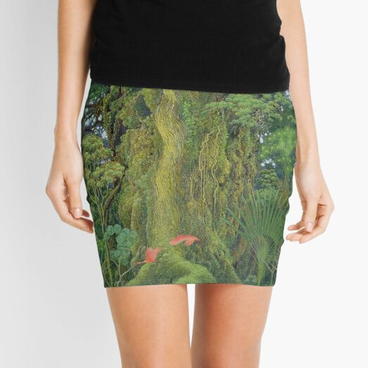 Secret of Mana Mini Skirt