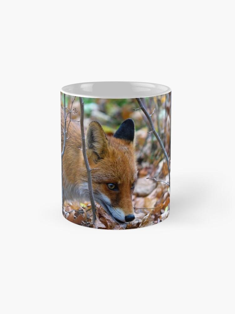 Alternate view of Friendly Fox Mug