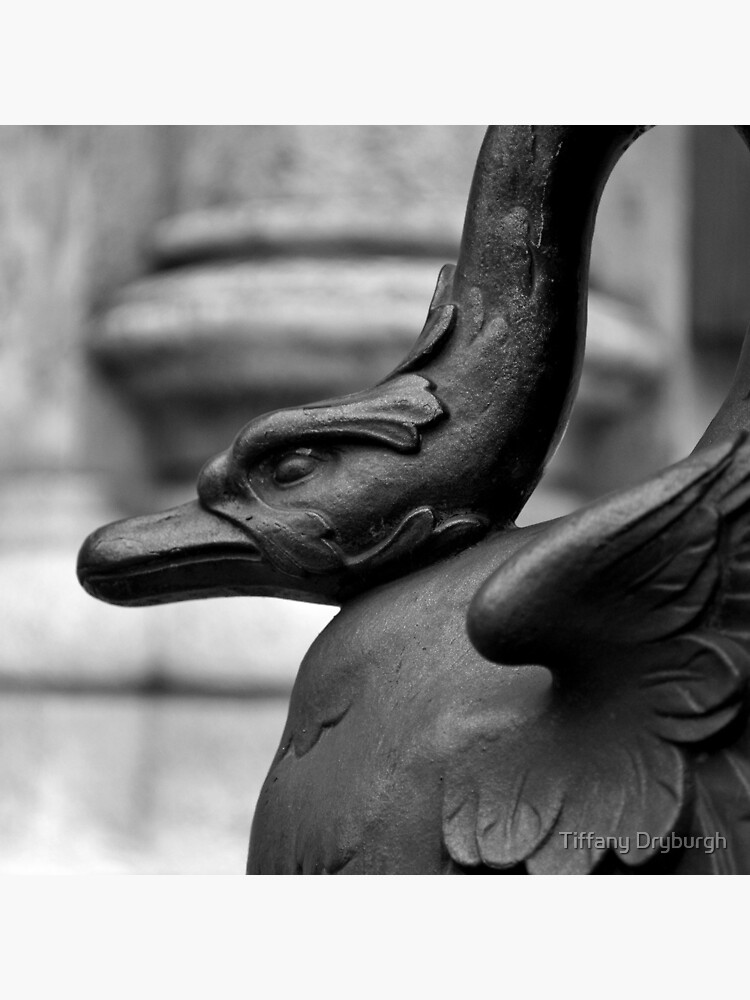 Cranky Viennese Swan by Tiffany