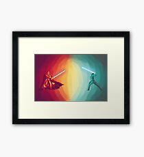 The Battle Framed Print