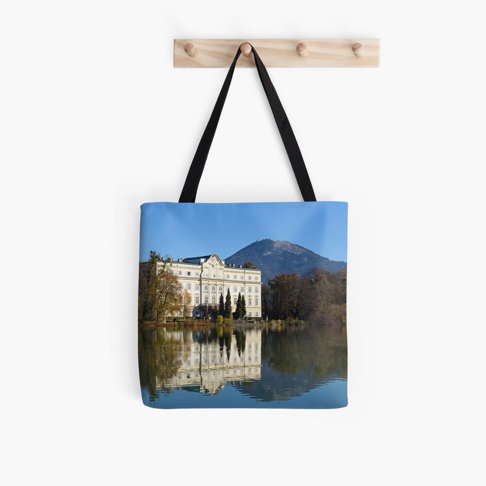 A Sunny Day in Salzburg Tote Bag
