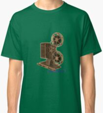 vintage movie projector Classic T-Shirt