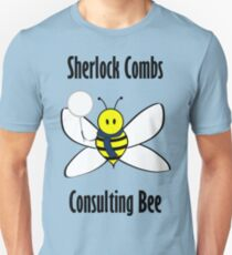 Sherlock Combs, Consulting Bee T-Shirt