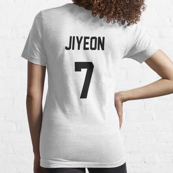 T-ara Jiyeon Jersey Essential T-Shirt