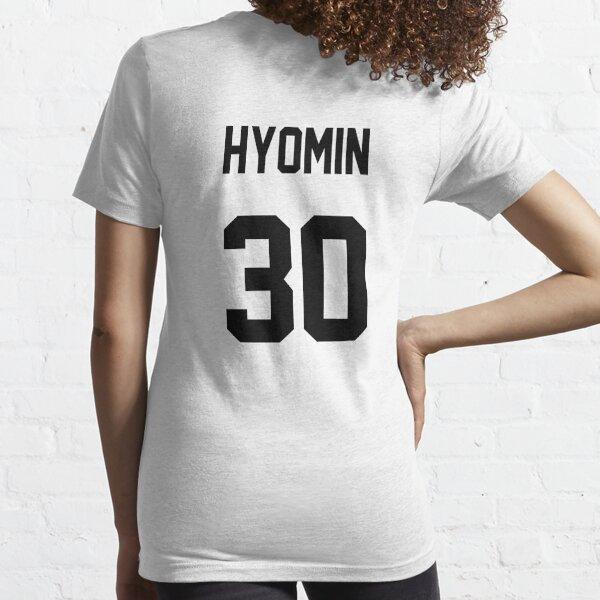 T-ara Hyomin Jersey Essential T-Shirt