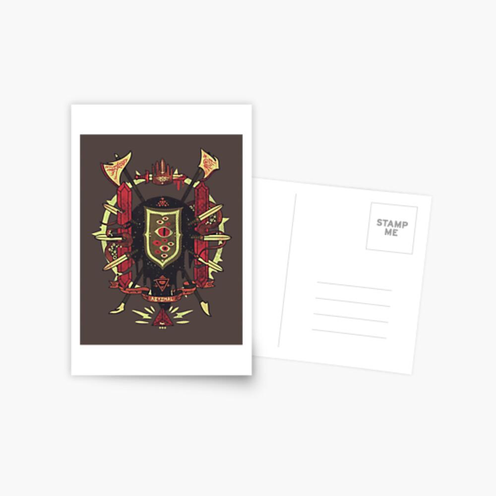 Astral Ancestry Postkarte