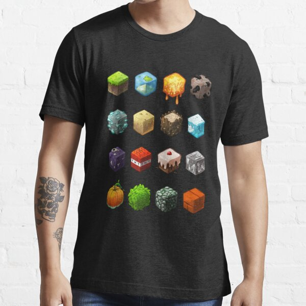 Blocks Essential T-Shirt