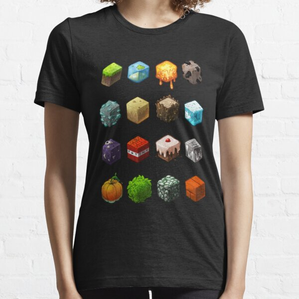 Blocks Essential T-Shirt