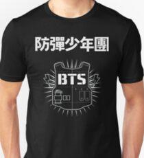 BTS Hanja/Vest - White T-Shirt