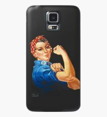 Rosie the Riveter Case/Skin for Samsung Galaxy