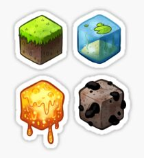 Block Set 1 Sticker