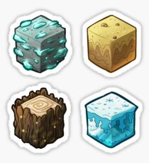 Block Set 2 Sticker