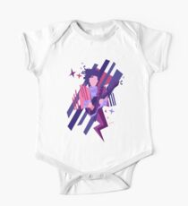 Purple Ghost Kids Clothes