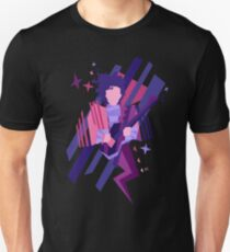 Purple Ghost Unisex T-Shirt