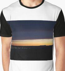 Sunrise, Browning, MT.  Graphic T-Shirt