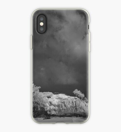 Secret Beach iPhone Case