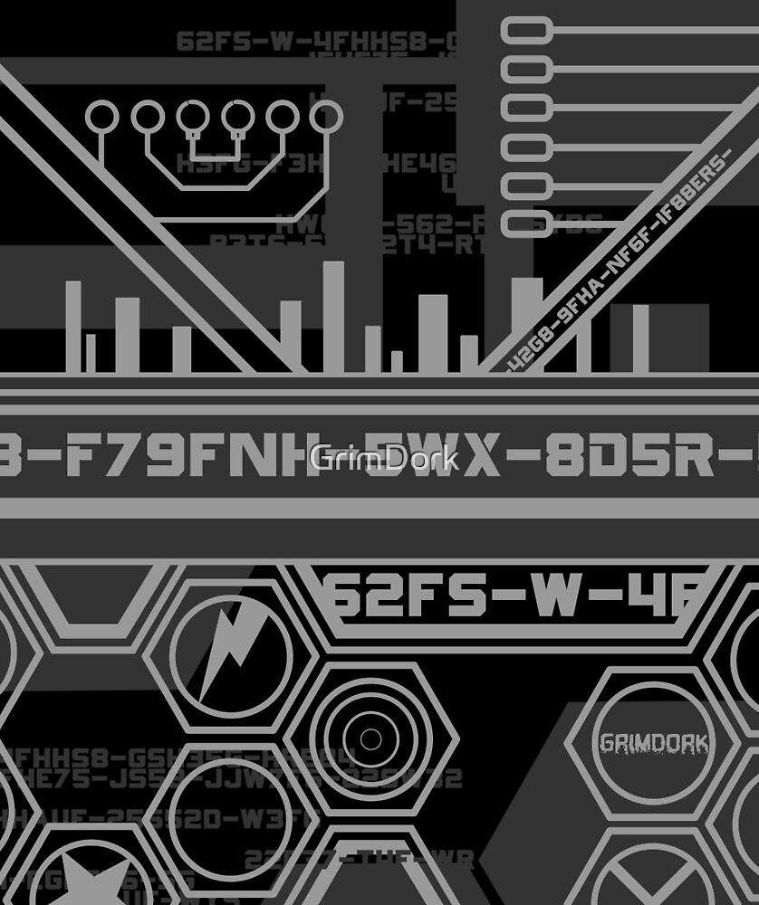 Industrial Code by GrimDork